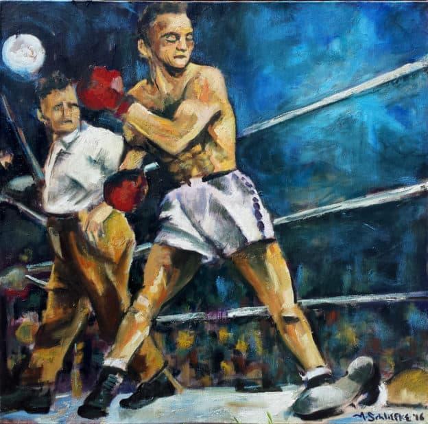 May '16 The Boxing Series