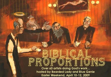 Biblical Proportions