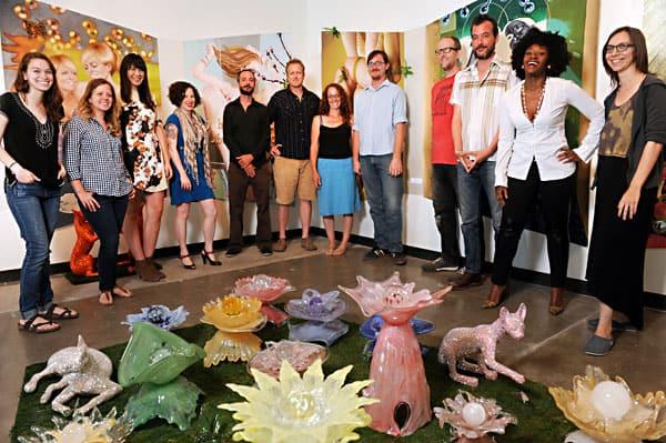 Big Medium, Austin Arts Hall of Fame
