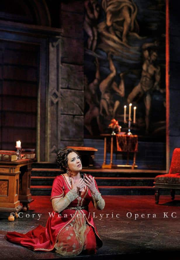 Cory Weaver/ Lyric Opera KC