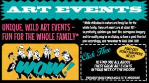 Kansas City Art Events