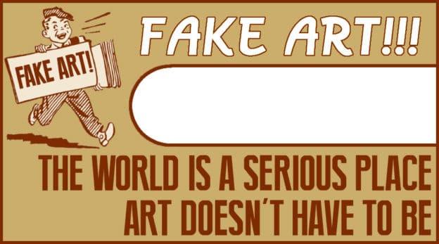 Fake Art