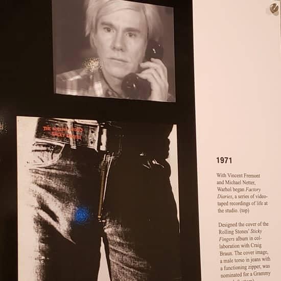 Warhol Stones