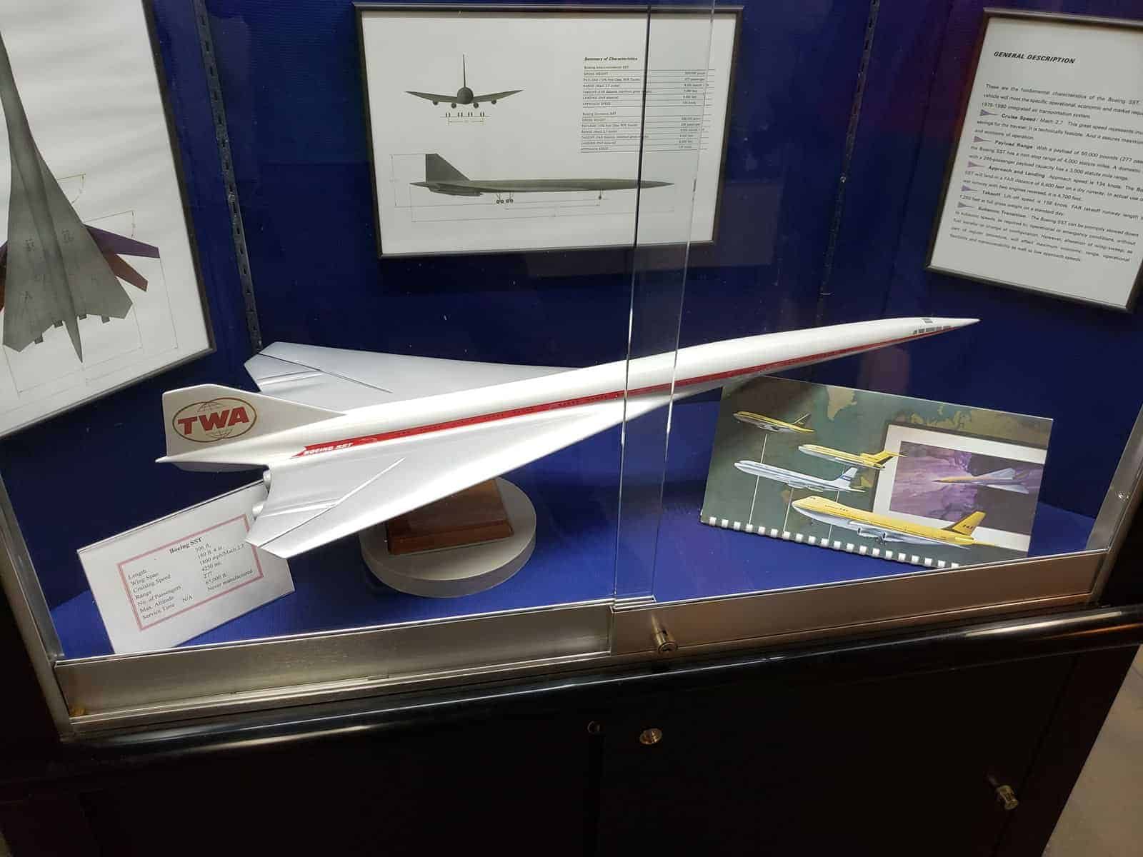 Boeing Supersonic Jet