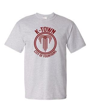 Kansas City tshirt