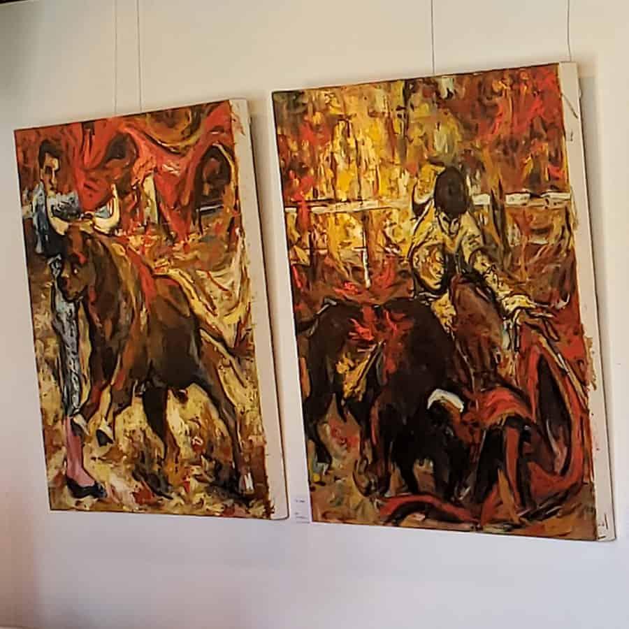 crossroads art show