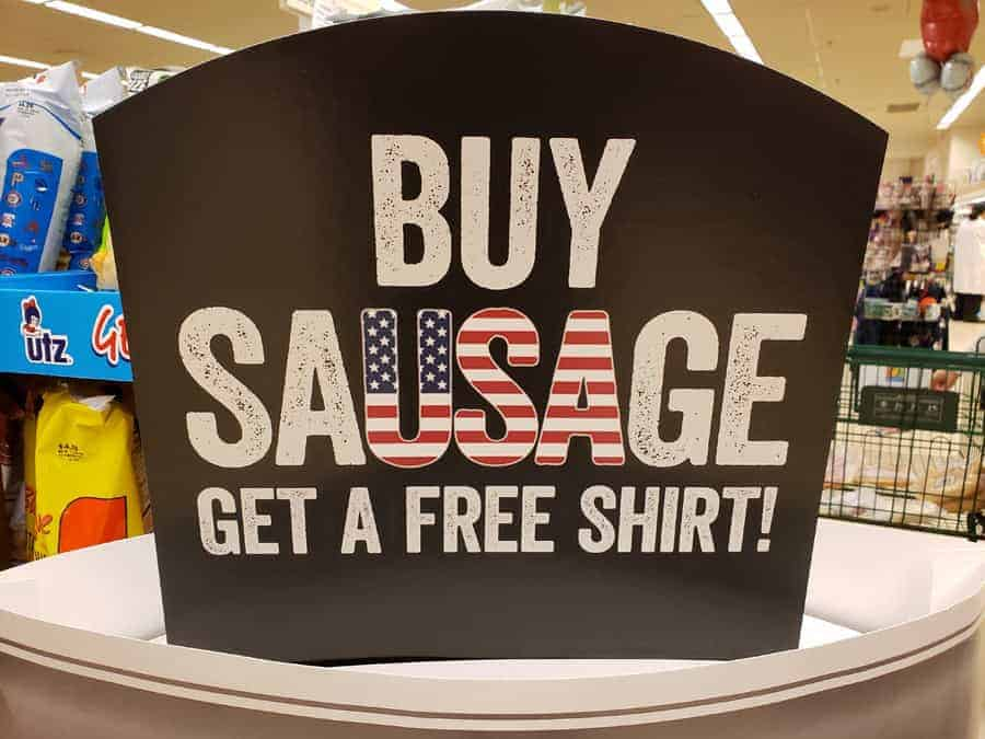 Buy Sausage
