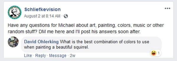 David Ohlerking Squirrel