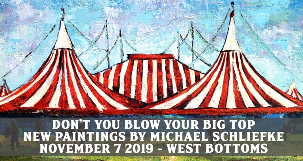 Don't You Blow Your Big Top