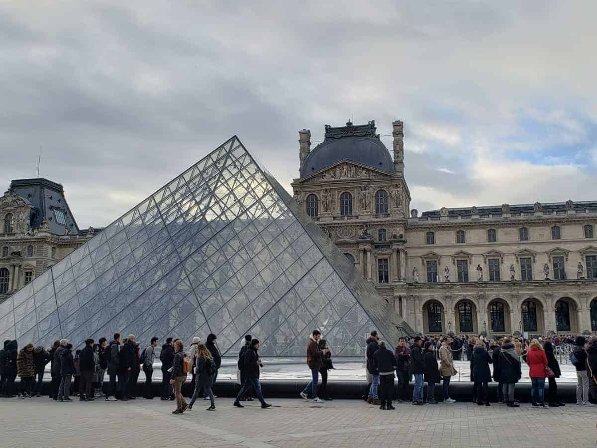 December '19 Studio Update: The Louvre