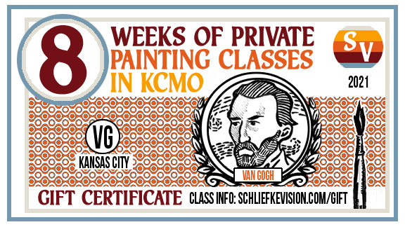 Painting Classes in Kansas City