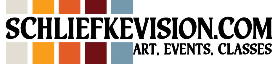 Schliefkevision – Paintings & Art Classes