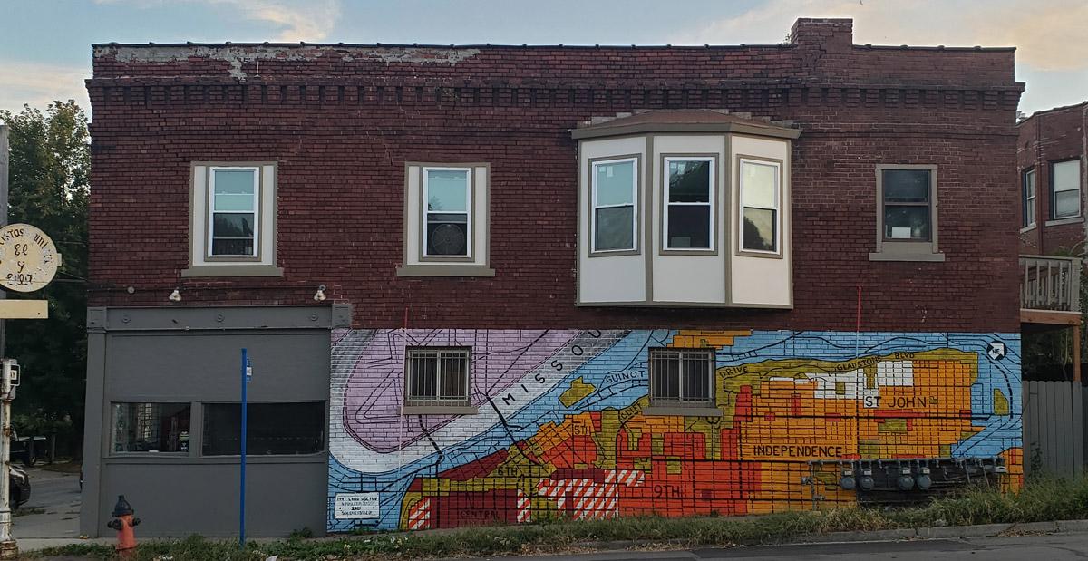 A New Northeast Kansas City Mural